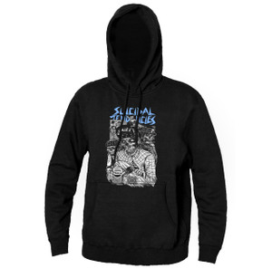 Suicidal Tendencies Venice, CA Hooded Sweatshirt