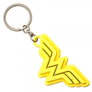 Official WW Logo Keychain