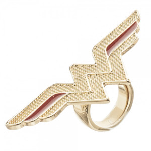 DC Comics Licensed Wonder Woman Ring