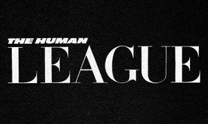 "The Human League Logo 5x3"" Printed Patch"