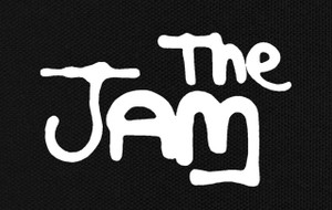"The Jam Logo 6x4"" Printed Patch"