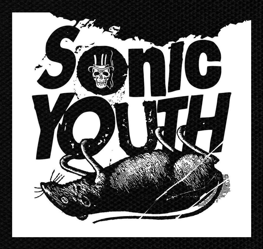 Sonic Youth Printed Patch