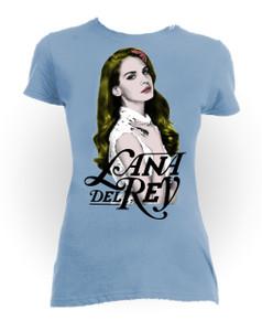 Lana Del Rey Blouse Shirt