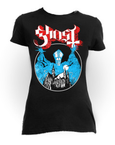 Ghost Opus Eponymous Blouse T-Shirt
