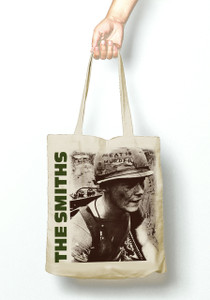 The Smiths Meat is Murder Tote Bag