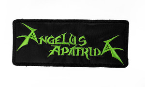 "Angelus Apartida 5x2"" Embroidered Patch"