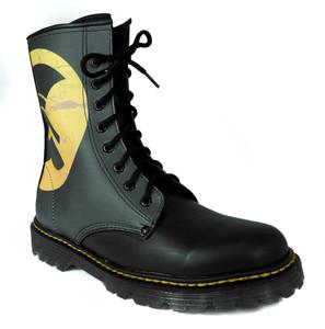 UPIABG Boots - Trojan Vegan Combat Boots