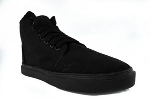 UPIABG Boots - Chukka Black Unisex Sneakers