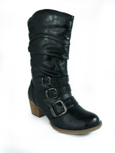 T.U.K. Shoes - A7789L Cowgirl Boot