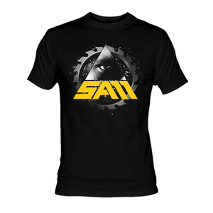 Sam Saw logo T-Shirt **Last in Stock