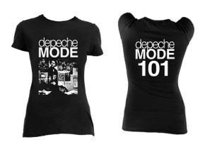 Depeche Mode 101 Girls T-Shirt
