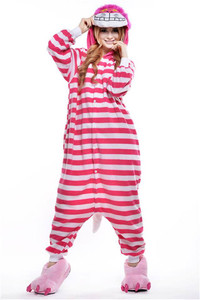 Cheshire Cat Kigurumi Adult Size Onesie