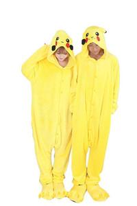Adult Size Pikachu Kigurumi Onesie