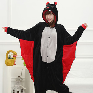 Bat Kigurumi Adult Size Onesie