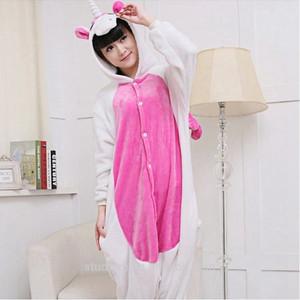 Pink Unicorn Kigurumi Adult Size Onesie
