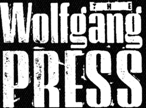 "The Wolfgang Press - Logo 6x4"" Printed Patch"