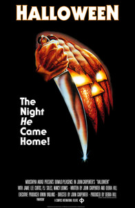 "Halloween 1 Movie -24x36"" Poster"