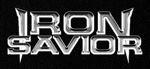 "Iron Savior Logo 7x4"" Printed Patch"
