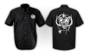 Motorhead Live to Sin Workshirt