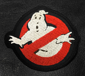 "Ghostbusters  Logo 3x3"" Embroidered Patch"