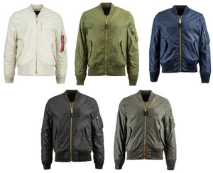 Alpha Industries - MA-1 Skymaster Lightweight Flight Jacket