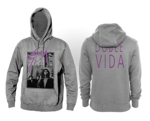 Soda Stereo Doble Vida Hooded Sweatshirt
