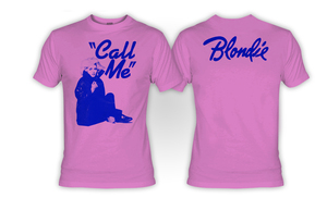 Blondie - Call Me T-Shirt
