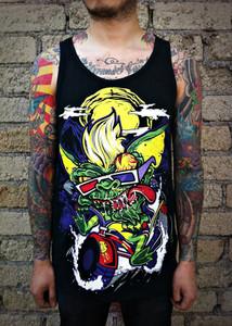 Gremlins Stripe N Furious Tank