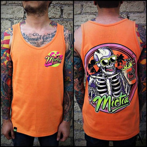 Mictia - Surfin Skull with  Sunglasses Tank