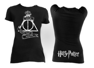 Harry Potter - Deathly Hallows Girls T-Shirt