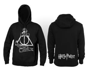 Harry Potter Deathly Hallows Hooded Sweatshirt