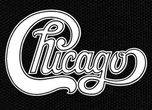 "Chicago - Logo 5x4"" Printed Patch"