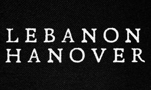 "Lebanon Hanover Logo 5x3"" Printed Patch"