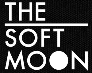 "The Soft Moon - Logo 5x4"" Printed Patch"