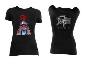 Death Symbolic Blouse T-Shirt