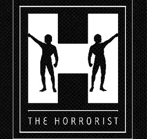 "The Horrorist Logo 5x5"" Printed Patch"