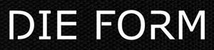 "Die Form Logo 5x2"" Printed Patch"