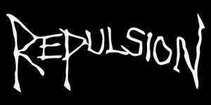 "Repulsion - Logo 5.5x3"" Printed Sticker"
