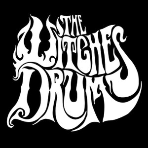 "The Witches Drums - Logo 5x5"" Printed Sticker"