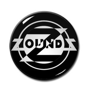 """Zoundz 1.5"""" Pin"""