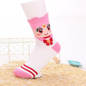 Sailor Moon - Chibimoon Crew Sock