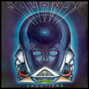 """Journey - Frontiers 4x4"""" Color Patch"""