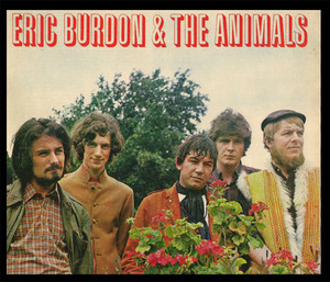 "Eric Burdon & The Animals 5x4"" Color Patch"