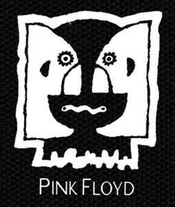 "Pink Floyd The Division Bell 5x6"" Printed Patch"