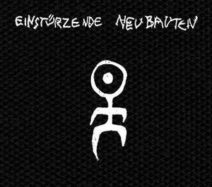 """Einsturzende Neubauten- Logo 4x4"""" Printed Patch"""