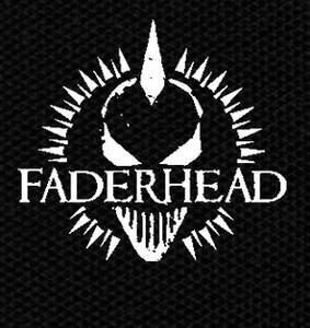 "Faderhead- Logo 4x4"" Printed Patch"