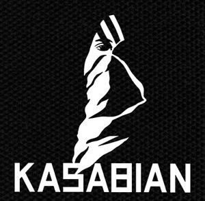 "Kasabian Kasabian 4x4"" Printed Patch"