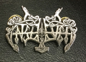 "Enslaved - Logo 2"" Metal Badge Pin"