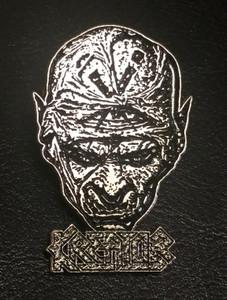"""Kreator - Zombie 3"""" Metal Badge Pin"""