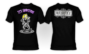 Beetlejuice It's Showtime! T-Shirt